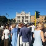 Pielgrzymka Jubileuszowa - Rzym 10