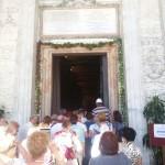 Pielgrzymka Jubileuszowa - Rzym 11