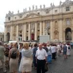 Pielgrzymka Jubileuszowa - Rzym 5