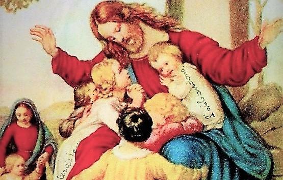 Jezus i dzieci (3)