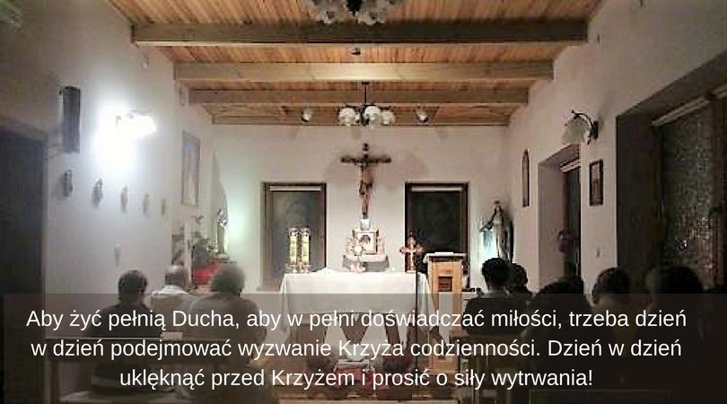 Modlitwa o ducha wytrwania