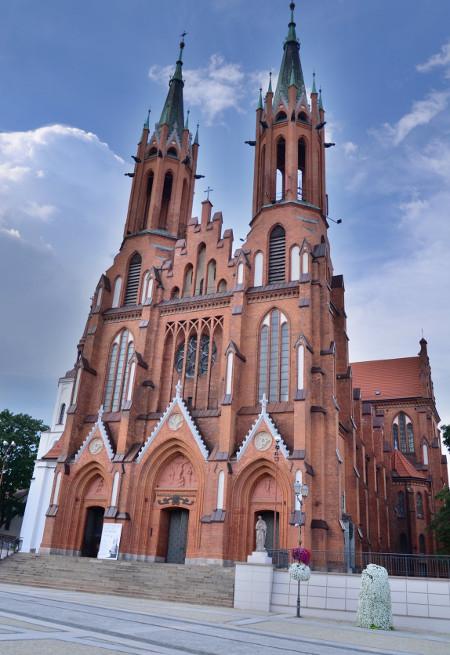 kościół katedralny w Białymstoku